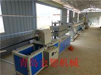 PE管擠出機設備 PE給水管生產線價格