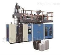 沧州吹塑机双工位液压吹瓶机