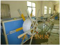 聚乙烯白色塑料管設備 PE管材機器