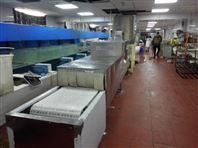進口冷凍牛肉微波解凍設備