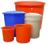 廠家直供食品級塑料圓桶規格齊全可定做