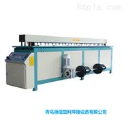 全自动塑料板材碰焊机 PP板材卷圆机 PVC塑料板接板机