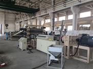 塑料PP板材挤出生产线设备 PE板材生产设备
