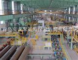 钢管3pe防腐设备生产线