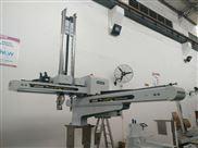 五轴全伺服横走式注塑机机械手