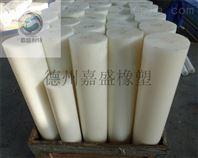 白色聚乙烯耐磨棒材 PE塑料棒料加工