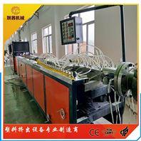 PVC木塑附框(副框)生产线设♂备
