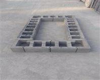 混凝土模块砌筑