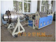 PE给水管生产设备 PE供水管挤出机