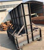 高速公路水泥预制 防撞墩铁模具