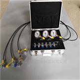 液压测试盒组装仪表 挖掘机压力表液压油表