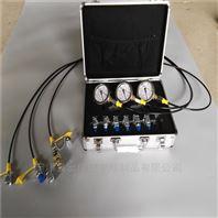 液压〖测试盒组装仪表 挖掘机压力�表液压油表