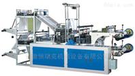 新型高效DLB系列连卷PE薄膜制袋机