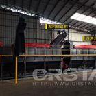 柯达机械纸厂废料薄膜垃圾处理生产线