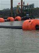 專業批發管道浮體 pe攔污浮筒