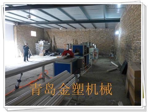 uu直播波纹管生产设备然而厂 螺旋管设备