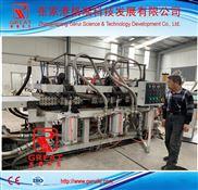915mm-新型工程塑料建筑模板生产线设备机器