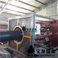 内蒙古生产线聚氨酯喷涂聚乙烯缠绕设备