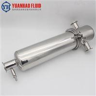 卫生级不锈钢快装空气过滤器