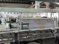 TPR-PVC-TPE地毯覆膜涂膠生產線