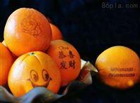 水果印刷机平安果圣诞果logo祝福语印字机