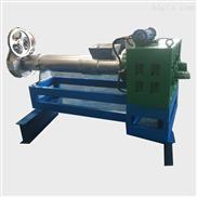 洛阳250型双螺杆废旧塑料回收造粒机 塑料造粒机出成率高