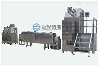 东莞臣泽CZ-CJC-101立式双色硅胶挤出生产线