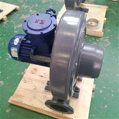FX-1/0.75kw沼气抽送防爆低噪音中压风机