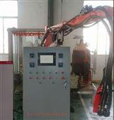环戊烷高压发泡机  聚氨酯仿木画框发泡设备