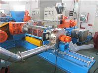 兩步法硅烷交聯電纜料造粒機