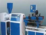 科杰高效節能塑料鋼絲伸縮管設備