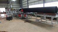高效塑鋼纏繞管生產線