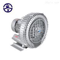 鑄鋁5.5kw旋渦高壓氣泵