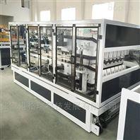 張家港格瑞塑料合成樹脂瓦生產線設備