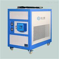 臣澤硅橡膠擠出設備之風冷式水冷機