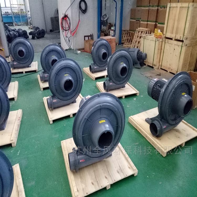 2.2KW中压风机TB125-3