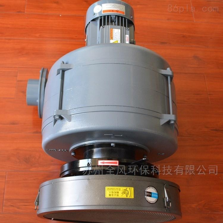 HTB-750W透浦多段式中压风机
