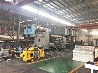 定制1000T低耗電鋁型材擠壓機高產量
