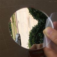 真空电镀银色镜片 亚克力3mm银色背胶镜片