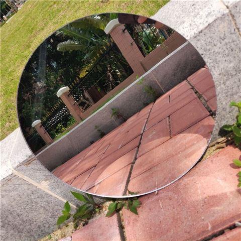 生产亚克力不碎镜玩具镜子带胶镜子pmma镜片
