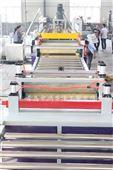 新型PP建筑模板設備可循環利用