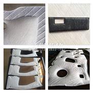 重庆汽车吸音棉高频机 大面积熔断机图片