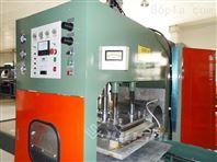 纸卡吸塑罩包装设备 高频熔断机显示器图