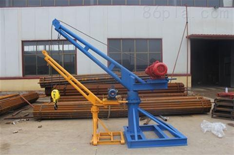 吊運水泥快速小吊機價格-電動吊機使用