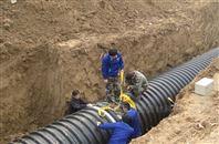 供應商HDPE鋼帶波紋管價格