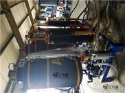 生产记忆棉床垫生产机械聚氨酯高压发泡机器