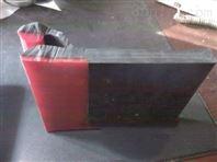 防溢裙板厂家 Y型聚氨酯挡板 导料槽挡煤皮