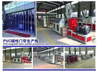 透明門簾生產線  塑料片材設備 規格1220mm