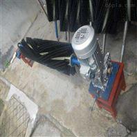 尼龙毛刷清扫器 电动清扫机价格 皮带清理器