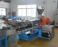 碳酸钙专用塑料高填充母料造粒机